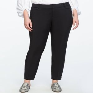 New Eloquii Kady Fit Double Weave Pants 16R